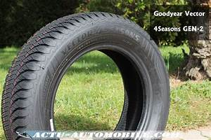 Goodyear Vector 4seasons : essai pneumatique goodyear vector 4 seasons gen 2 ~ Dode.kayakingforconservation.com Idées de Décoration