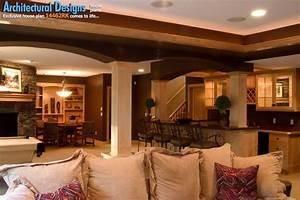 Exclusive House Plan 14462rk - Craftsman - Basement - Minneapolis