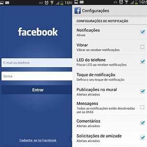 Facebook De Login Deutsch : saiba como desativar as notifica es de aplicativos no android dicas e tutoriais techtudo ~ Orissabook.com Haus und Dekorationen
