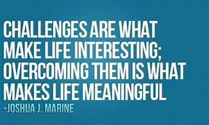 Finding meaning within challenges #overcome # ...