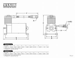 Viair 100c Silver Air Compressor