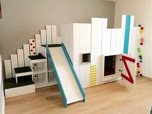 Ikea Hacks Kinder : mommo design 10 ikea kura hacks kinder in 2019 kinderzimmer kinder zimmer und hochbett ~ One.caynefoto.club Haus und Dekorationen