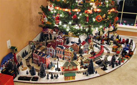 david smiths  gauge holiday display classic toy trains