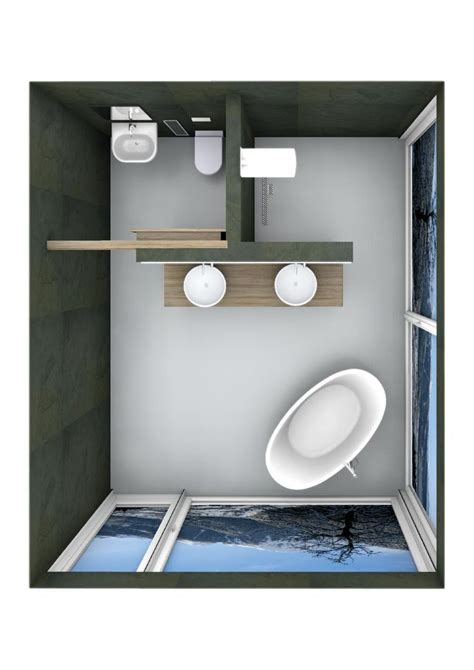Kleine Badezimmer Mit Freistehender Badewanne by Pin Birgit Terhardt Auf Badezimmer Badezimmer