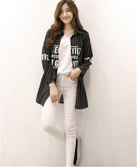 jual kemeja korea baju fashion coat jaket celana korea 2015185 di lapak k style