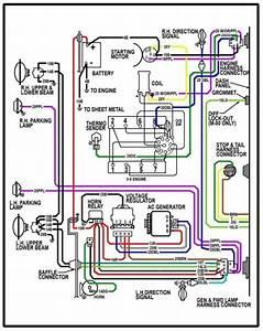 65 Impala Tailight Wiring Diagram