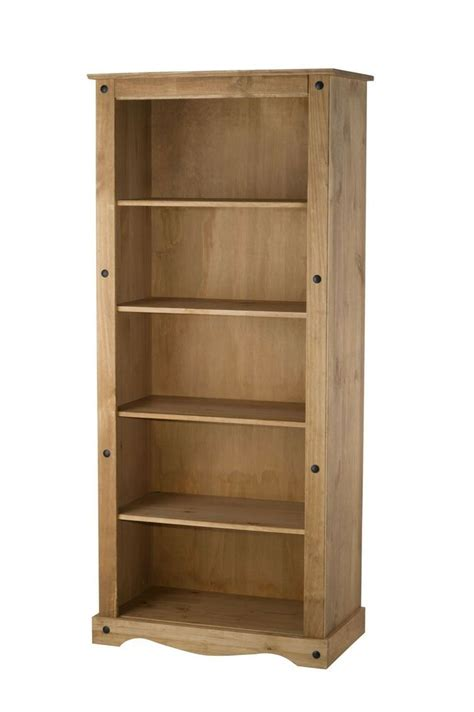 Mexican Bookcase by Corona Mexican Bookcase Storage Display Unit Wood