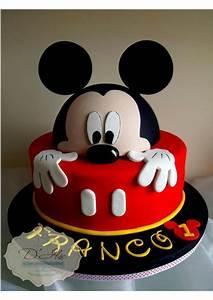 Mickey Mouse Geburtstag : bildergebnis f r torte micky maus geburtstag micky maus torte minnie maus torte und micky ~ Orissabook.com Haus und Dekorationen