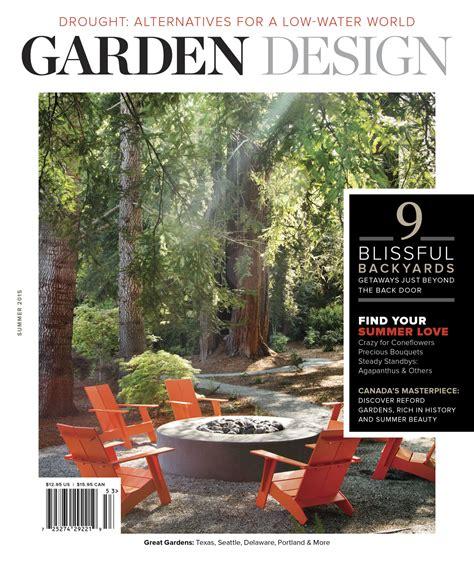 garden design magazine summer 2015 garden design magazine review eye of the day