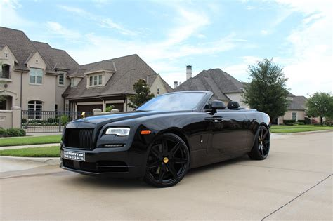 murdered rolls royce wraith murdered out convertible rolls royce wraith reworked by