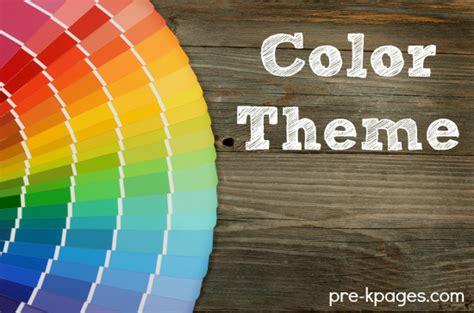 color preschool theme color theme activities for preschool 712
