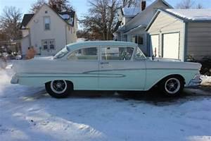 Purchase Used 1958 Ford Custom 300 Sedan In Falls City