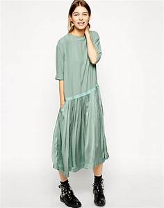asos robe mi longue taille basse asos pickture With robe longue taille 50
