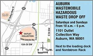 Household Hazardous Waste | disposal locations | No fee