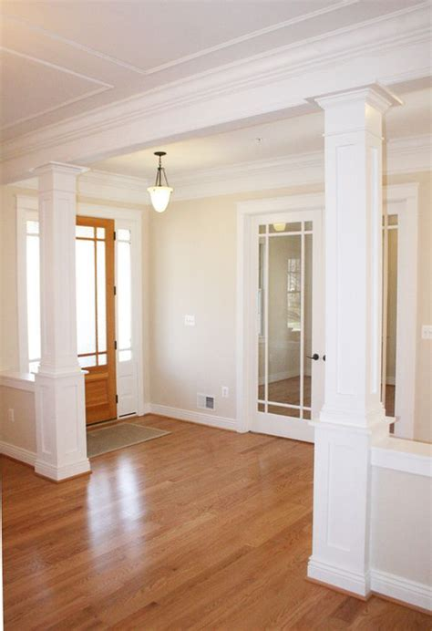 interior home columns 25 best ideas about columns inside on pinterest kitchen layouts brick houses and vaulted