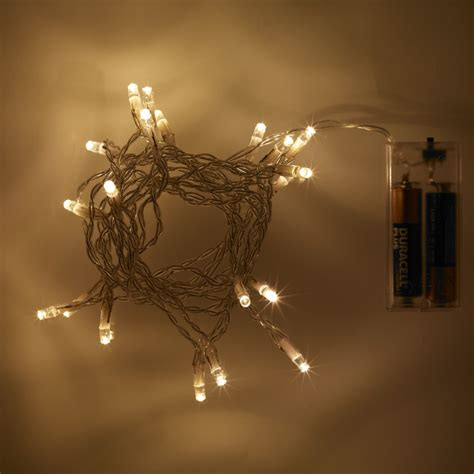 battery operated outdoor fairy lights 20 led warm white battery operated fairy lights
