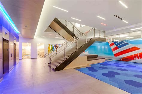 American Airlines Integrated Operations Center - Corgan