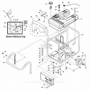 Gallery Of Generac Gp15000e Wiring Diagram Download
