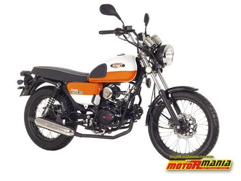 romet ogar 50 romet ogar caffe 50 pomarancz motormania motocykle skutery newsy testy wydarzenia