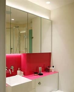 Küche Statt Fliesen : glas statt fliesen im bad pflegeleicht und dekorativ ~ Bigdaddyawards.com Haus und Dekorationen