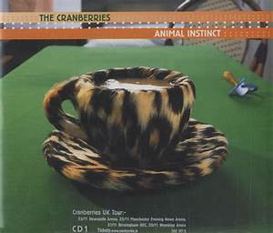 For Sale - The Cranberries Animal Instinct UK 2-CD single ...