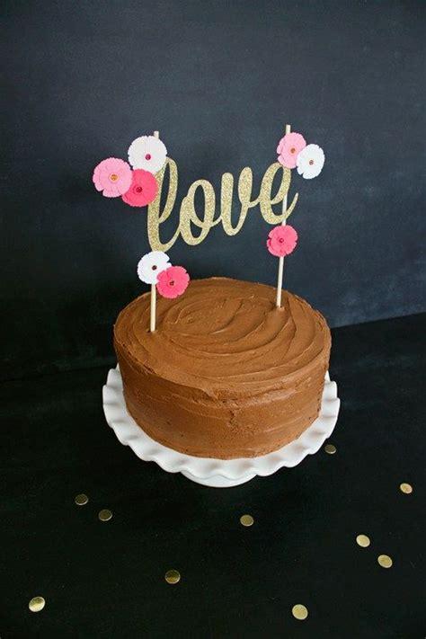 diy valentine s day love cake topper free printable