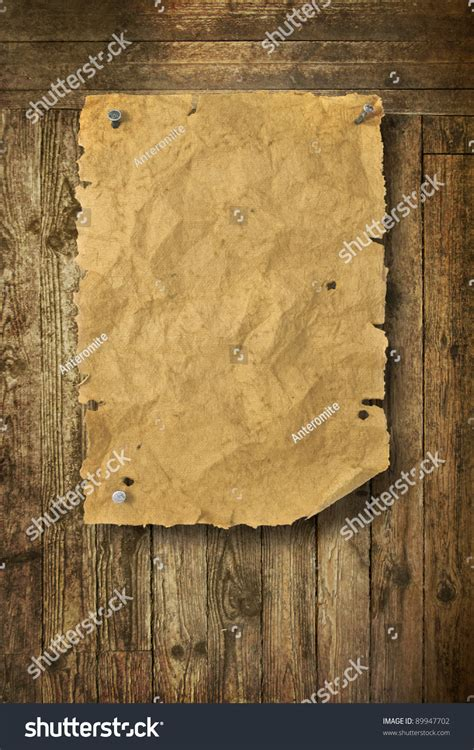 empty wild west wanted poster  stock illustration