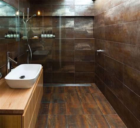 shower eleganza metallica brown