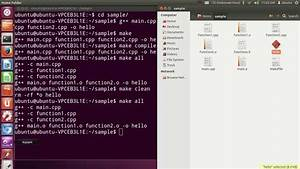 C How To : how to make a makefile c c makefile tutorial youtube ~ A.2002-acura-tl-radio.info Haus und Dekorationen