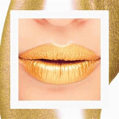 Lipstick Makeup Step Lips Skin Colors Spring