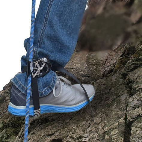 Outdoor Safety Rock Climbing Ascender Mountaineering Foot