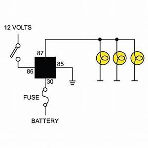 12 volt electrical relays wiring diagram and fuse box With furthermore 12 volt relay wiring diagrams further 12 volt relay wiring