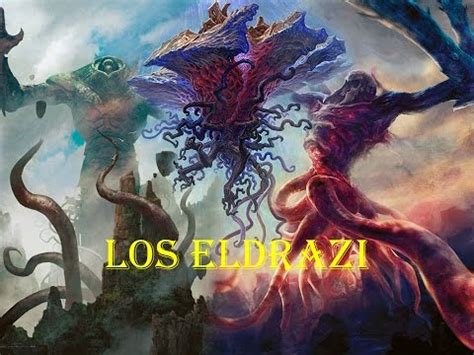 magic  gathering los eldrazi youtube