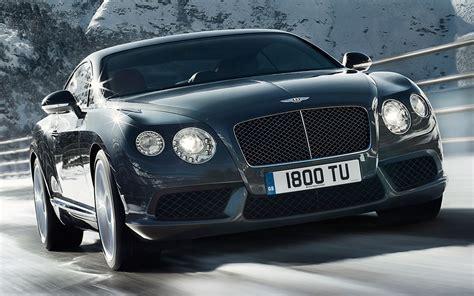 2018 Bentley Continental Gt V8 Front Three Quarters View