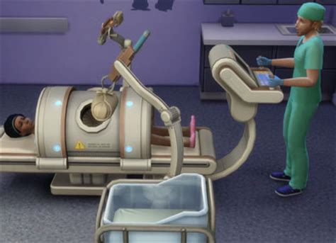 sims    work doctor trailer sims