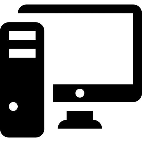bureau 2 ans ordinateur pc avec écran télécharger icons gratuitement