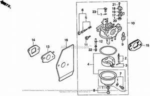 Honda Gxv160 Wiring Diagram
