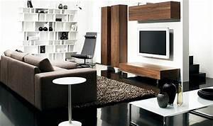 Small living room furniture design ideas decoist for Small living room furniture design