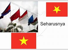 Indonesia blundered with 5 national flags during 2011 SEA