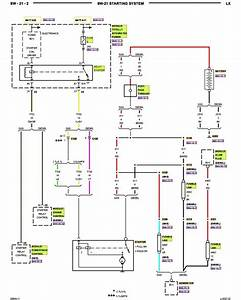 2008 Dodge Charger Wiring Diagram  U2013 Wiring Diagram For A