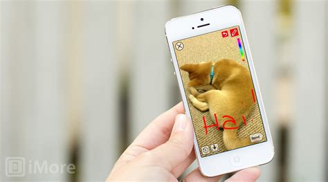 snapchat on iphone 4 snapchat gets updated with support for iphone 6 and iphone