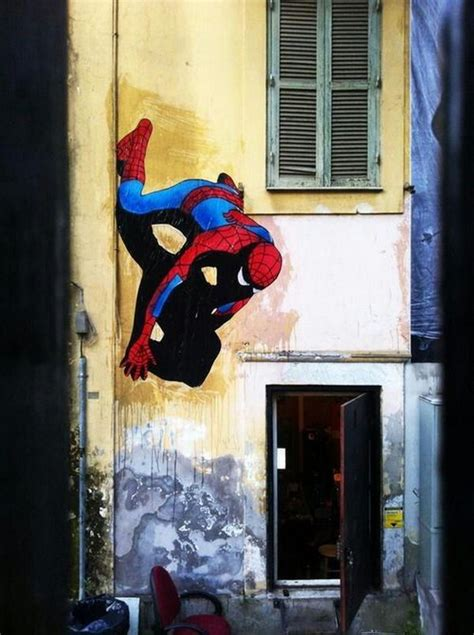 cool spiderman drawings