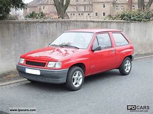 Opel Corsa City : 1992 opel corsa a city car photo and specs ~ Medecine-chirurgie-esthetiques.com Avis de Voitures