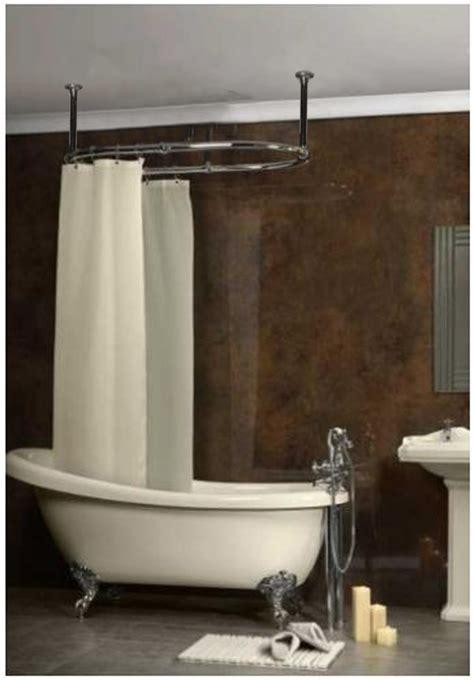 oval shower curtain rail ovsr4 shower curtain rails 26