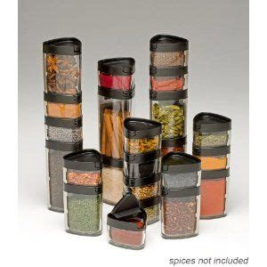 Spice Rack Containers by 17 Best Images About Spice Racks On Space