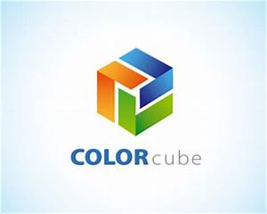 Color cube Designed by sonjapopova | BrandCrowd
