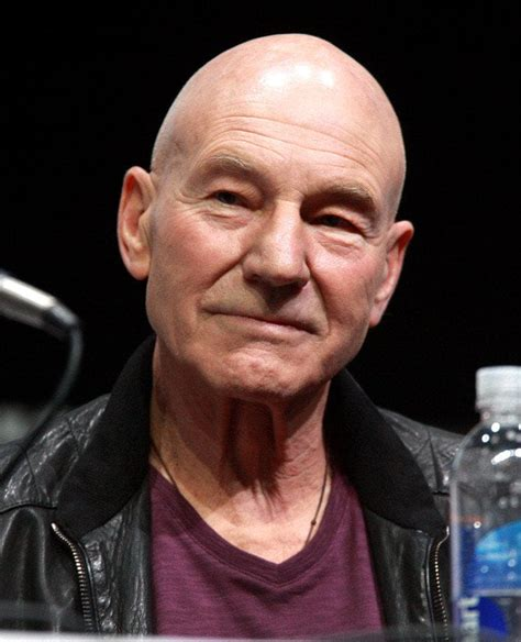 patrick stewart how old is patrick stewart losing his hair make it not so