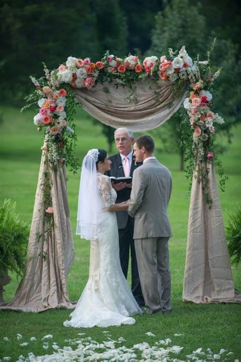 top  floral wedding arch canopy ideas deer pearl