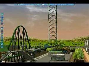 Kingda Ka RCT3 - YouTube