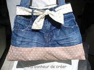 Que Faire Avec Des Vieux Jeans : et vous que faites vous de vos vieux jeans au bonheur de cr er ~ Melissatoandfro.com Idées de Décoration